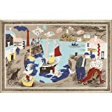 Julian Trevelyan 'Harbour' School Print