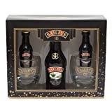 Baileys Flavours Gift Set (including glasses)