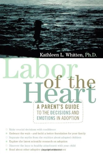 Labor Of The Heart: A Parent'S Guide To The Decisions And Emotions In Adoption front-826979