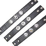 Bild: ORNAMENTALO Armband Unisex bestückbar mit Chunks