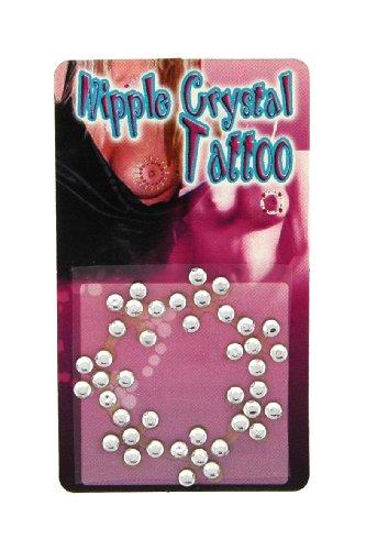 nipple tattoos. Crystal Nipple Tattoo revealed
