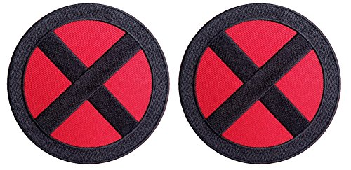 set-of-2-x-men-storm-red-black-jacket-costume-cosplay-patches-by-titan-one