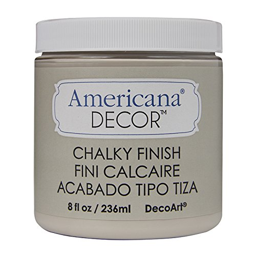 Deco Art Americana Chalky Finish Paint, 8-Ounce, Primitive