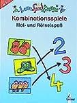 Kombinationsspiele: Mal- und R�tselsp...