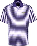 Oxford NCAA Louisiana Tech Bulldogs Men's Bar Stripe Golf Polo