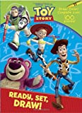 Ready, Set, Draw! (Disney/Pixar Toy Story) (Doodle Book)