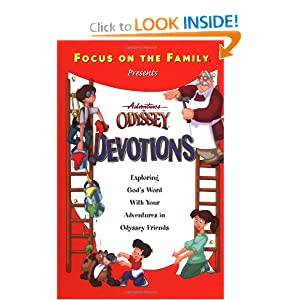 Adventures In Odyssey Devotions Exploring God's Word With Your Adventures In Odyssey Friends