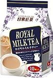 日東紅茶 ロイヤルミルクティー 10Px4個