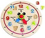 Hape HAP-E1600 Happy Hour Clock