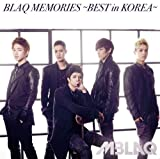 BLAQ MEMORIES-BEST in KOREA-