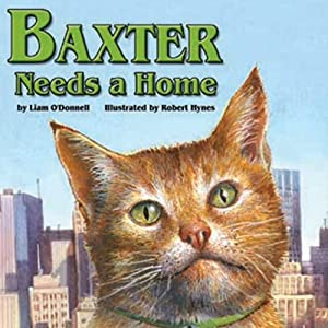 Baxter Needs a Home Audiobook
