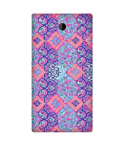 India Print Abstract Sony Xperia Z2 Case