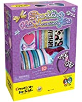 Creativitiy for Kids - Sparkling Hair Accessory Set - Educational Toys