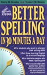 Better Spelling In 30 Min A Day