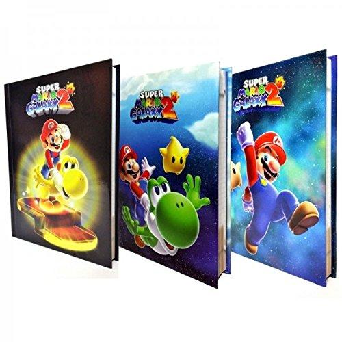 Diario Scuola 10 Mesi Super Mario Galaxy, Grafiche Assortite