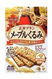 バランスアップ 玄米ブラン メープルくるみ 150g (3枚×5袋)×5個