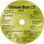 Ultimate Boot PREMIUM CD/DVD / Notfal...