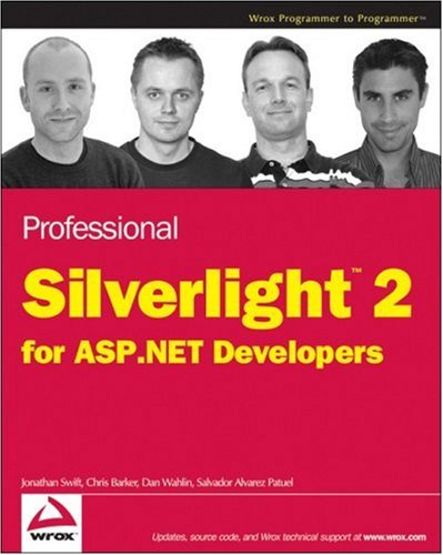 Jonathan Swift - Professional Silverlight 2 for ASP.NET Developers