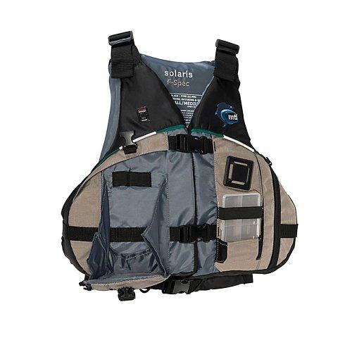 Cheap MTI Adventurewear Solaris F-Spec Kayak Fishing PFD Life Jacket (MASKLJ-23)