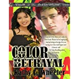 The Color of Betrayal (Tales of the Scrimshaw Doll)