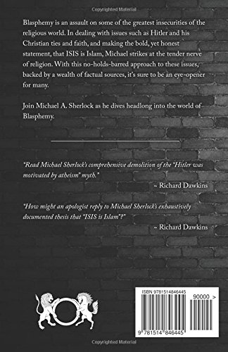 Blasphemy: The Selected Works of a Blaspheming Atheist