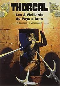 Thorgal, tome 3 : Les trois vieillards du pays d'Aran par Jean Van Hamme