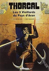 Thorgal, tome 3 : Les trois vieillards du pays d'Aran par Van Hamme