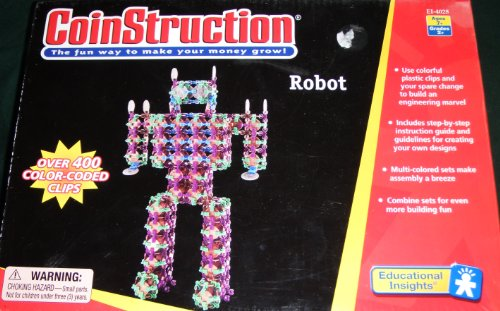 CoinStruction Robot