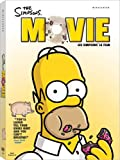 The Simpsons Movie (Widescreen) (Sous-titres français)