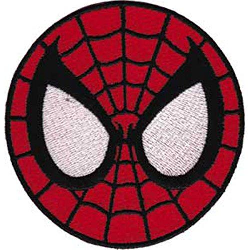 "Spiderman Patch-Spiderman Mask 3"""