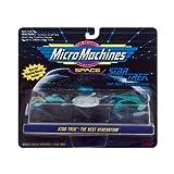 Micro Machines Star Trek: The Next Generation Collection #3