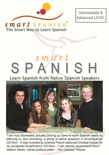 SmartSpanish Cds Int/Adv - The Smart Way to Learn Spanish - Buy SmartSpanish Cds Int/Adv - The Smart Way to Learn Spanish - Purchase SmartSpanish Cds Int/Adv - The Smart Way to Learn Spanish (SmartPolyglot, Office Products, Categories, Office & School Supplies, Education & Crafts, Teaching Materials, Professional Development Resources)