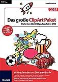 Software - Franzis Verlag Das gro�e ClipArt Paket 2015