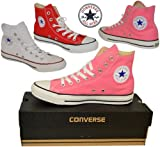 CONVERSE ALL STAR CHUCK TAYLOR UNISEX HI TOP ADULT TRAINERS