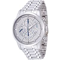 Hamilton H40656181 American Classic Railroad Auto Chrono Men's Watch (Silver-Toned)