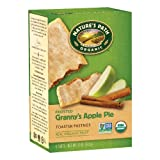 Nature's Path Organic Frosted Toaster Pastries, Granny's Apple Pie, 6-Count Boxes (Pack of 12) ~ Nature's Path