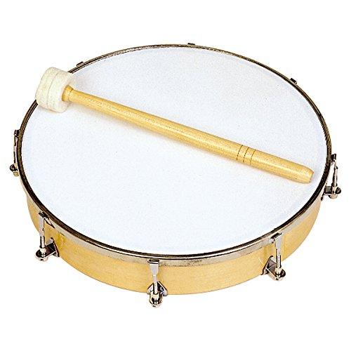 Rhythm Band School Children Kids Musical Instrument 10 Tuneable Hand Drum front-568848