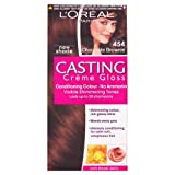 L'Oreal Paris Casting Creme Gloss Hair Colourant 454 Choc Brownie