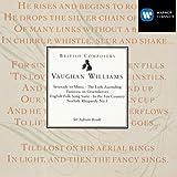Vaughan Williams: Serenade to Music - The Lark Ascending