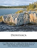 img - for Dionysiaca book / textbook / text book