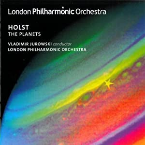 Holst: The Planets Suite by Lpo