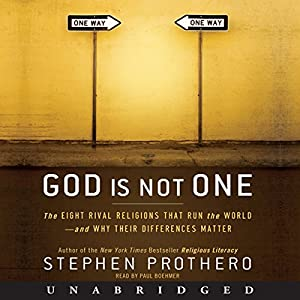 God Is Not One Audiobook