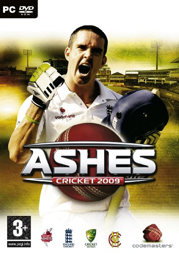 Ashes Cricket 09 (PC DVD)