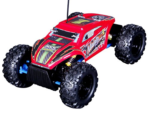 Maisto R/C Rock Crawler Extreme Radio Control Vehicle, Colors may vary JungleDealsBlog.com