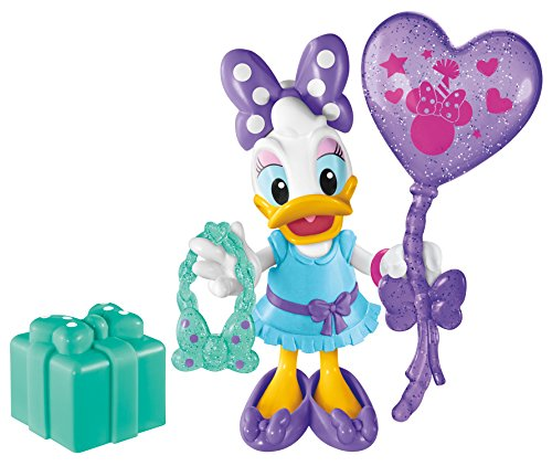 Disney Minnie Mouse Birthday Gala Daisy Playset (Fisher Price Clip On Dolls compare prices)