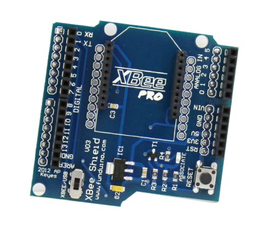 Ventisonic® New Bluetooh Bee Shield V03 Module Wireless Control For Arduino Zigbee Xbee