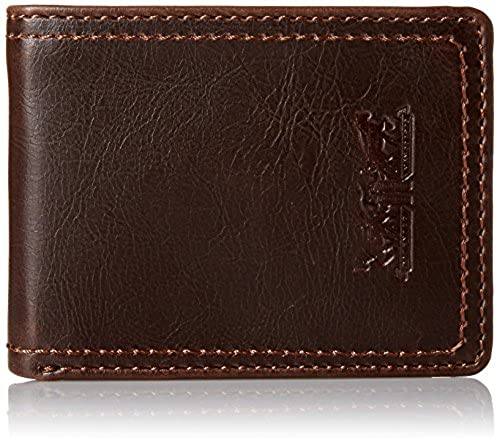 06. Levi's Men's Wallet with Military Key Fob