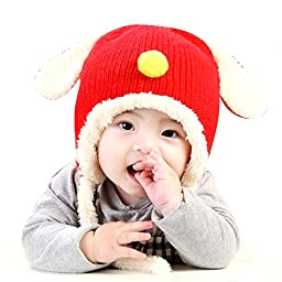 IMLECK Baby Toddler Girls Boys Winter Lovely Puppy Hat - 2016 best gift in USA