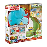 Fisher-Price Luv U Zoo Crib N Go Projector Soother