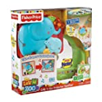 Fisher-Price Luv U Zoo Crib 'N Go Pro...